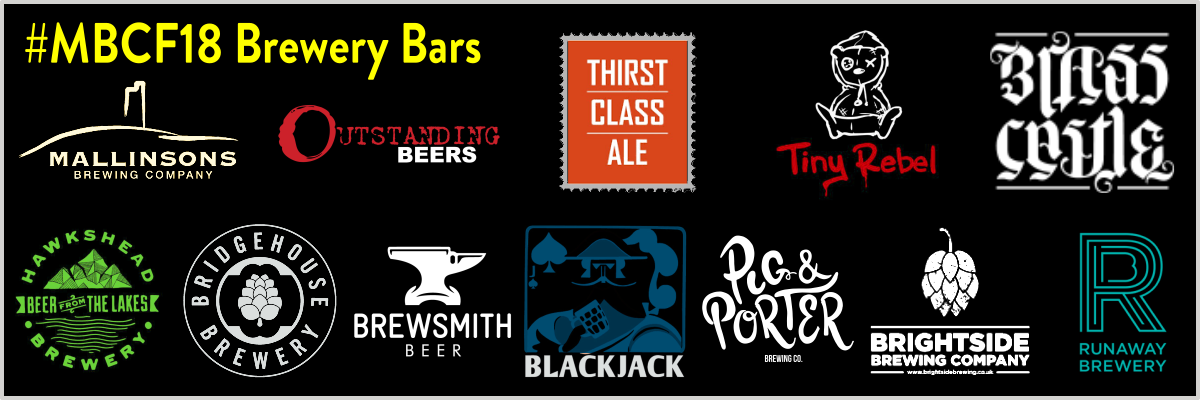 Brewery Bars 2018
