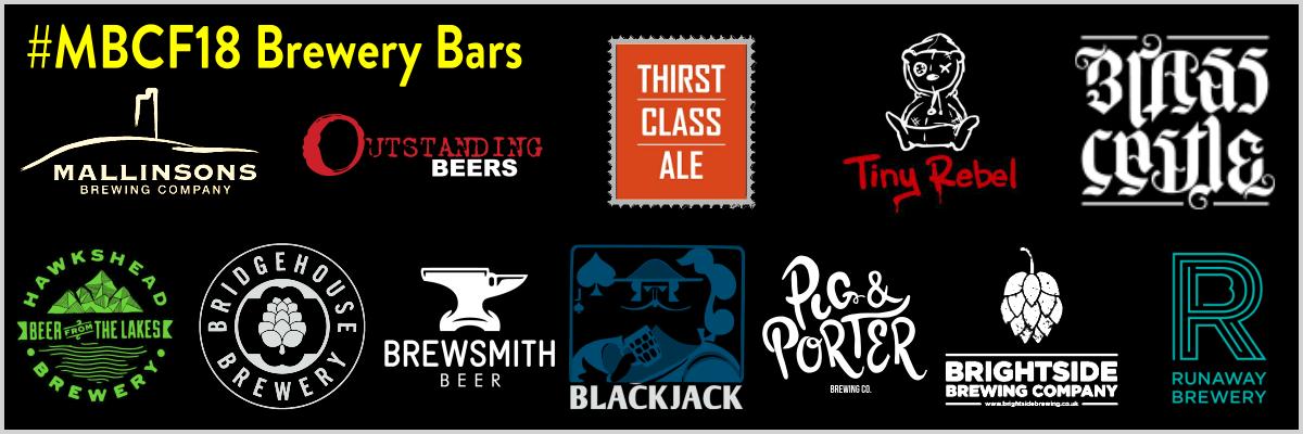 Brewery Bars 2018
